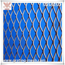 Galvanized/Low Carbon/ MID Steel/ Expanded Metal Mesh