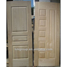 2.5-4 Mm Standard Size Natural Ash Veneer HDF Door Skin