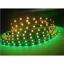 Ws2811 IC Digital RGB 12V imperméable à l'eau LED Flexible Strip
