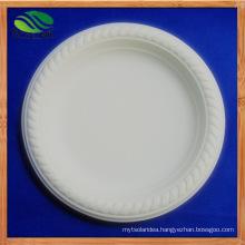 6inch Cornstarch Plate Biodegradable Plate