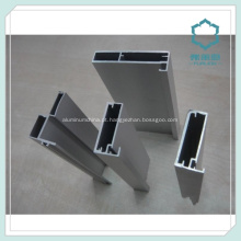 Perfis de alumínio extrudado para suportes de Painel Solar