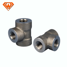 Pipe Fittings 3000lb carbon steel npt thread fittings--SHANXI GOODWLL