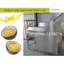 Passionsfrucht und Passionsfrucht Peelers nehmen Seed Juice Processing Machine