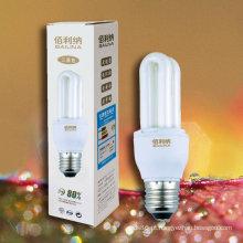 Lâmpada de poupança de energia de 2U