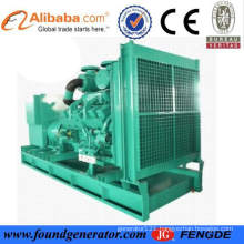Open type 600kw high voltage generator