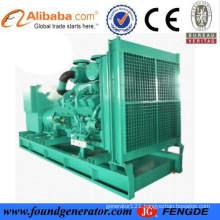 Open type 600kw high voltage generator