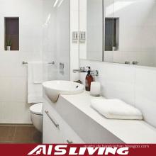 Europa-Art-einteilige Badezimmer-Kabinett-Eitelkeit (AIS-B002)