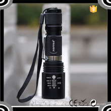 S11 Xml T6 LED 5 Modes Lithium Battery Suported Best Hunting Flashlight
