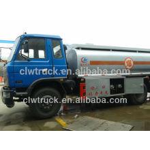 Dongfeng 145 capacidade do caminhão-tanque de combustível, 8-10 M3 caminhão-tanque de combustível dimensões do caminhão