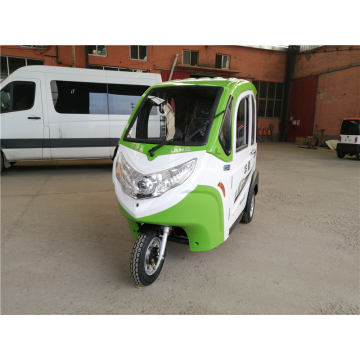 a Light Stylish Electric Car with Four-Wheeler