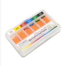 Taper Dental Gutta Percha Points/Dental Filling Materials