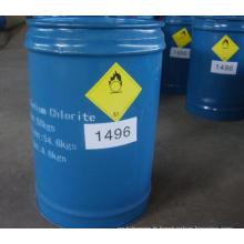 Chlorite de sodium de CAS 7758-19-2 80% -90% poudre