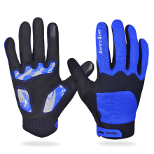 New Cycling Bike Bicycle Gloves Antiskid Winter Warm Wearable Sports Full Finger Gloves