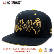 caps with flat embroidery logo,flat embroidery snapbacks,design snapbacks