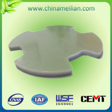 Оштукатуренные детали из листового термоизоляционного материала Fr4