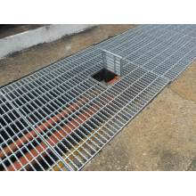 Galvanized Trafficable Steel Grating for Floor