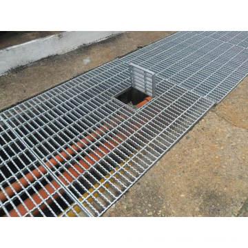 Verzinkte Gauge Stahl Gitter für Bodenbelag