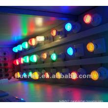 muti-color e27 led light bulb with remote control CE&RoHS
