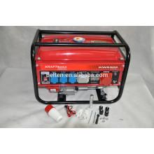 2KW 5.5HP Generador Generador Silencioso Controlador Gym Form ab Generador