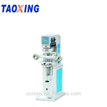 Taoxing Cosmetic Pad Printer With Auto Pad Cleaner
