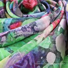 ГОРЯЧИЙ большой шелковый шарф балк оптовых шарфы балконов