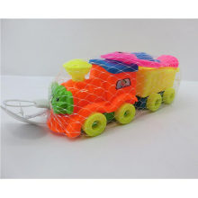 4PCS Train Shape Beach Set