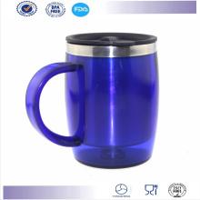 New Hot vente Promotion Double paroi Bureau tasse avec anse tasse à café
