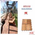 Suelo de madera / embaldosado Azulejo de la cubierta para las ideas al aire libre del suelo