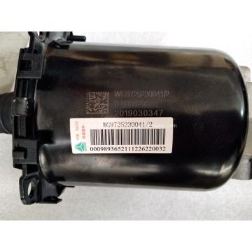 Cylindre d'embrayage WG9725230041 pour la grue de camion de Zoomlion