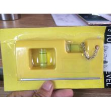 Pocket Spirit Level Tool With Magentic
