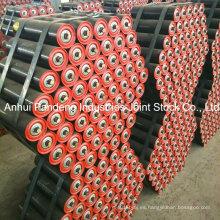 Rodillo transportador de acero de alta velocidad