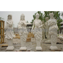 Escultura de pedra de escultura com granito de mármore de pedra calcária de arenito (SY-X1035)