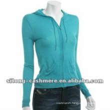 Cashmere & wool blend sweater