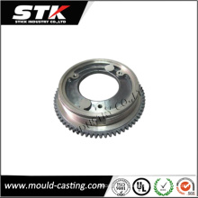Aluminum Die Casting Parts for Professional Double Helical Tank Gear