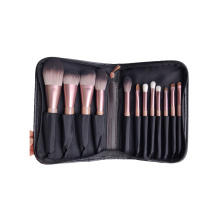 Högkvalitets Small Makeup Brush Organizer Clutch Bag