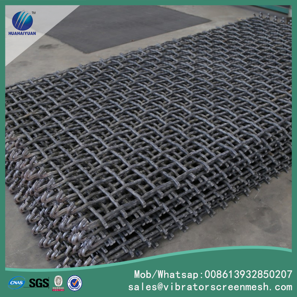 Crusher Mesh Screen