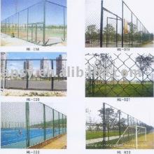 Цепи PVC покрытая загородка звена(мануфактуры)