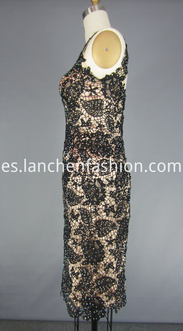 Lace Cocktail Dress for Women