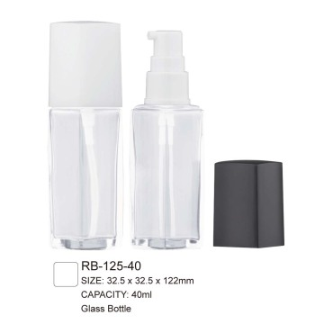 Airless-Lotion Flasche