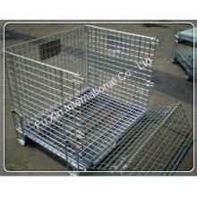 Good Quality Wire Mesh Collapsible Box
