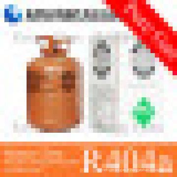 R404A Gaz réfrigérant 10.9kg / 24lb pour climatisation