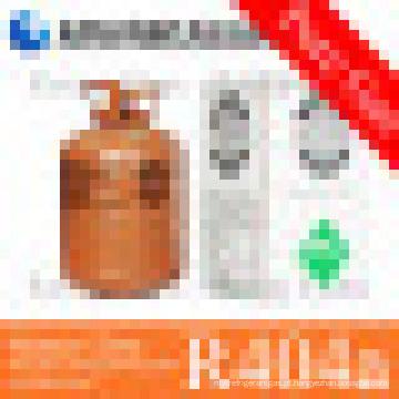 R404A Gás Refrigerante 10.9kg / 24lb para Ar Condicionado