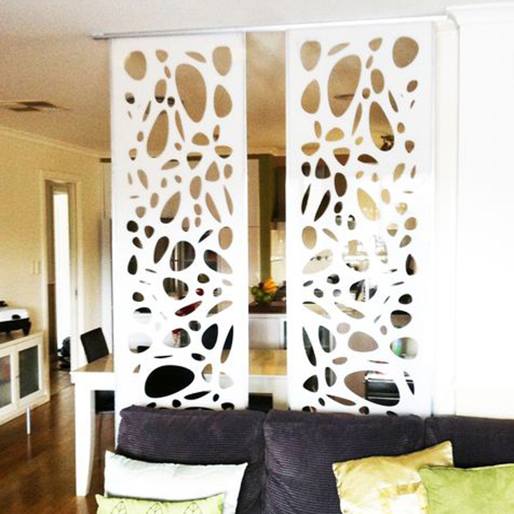 Decori Indoor Decorative Metal Panels