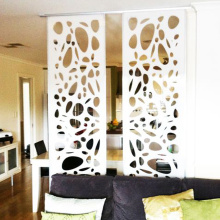 Laser Cut Indoor Metal Screens