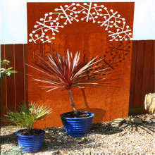 Garden Screen Metal Decorative Screens