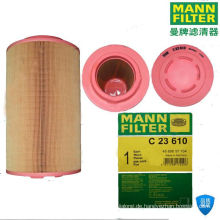 C23610 Water Filter Mann Filter Air Filter Cartridge Oil Filter Housing