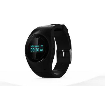 2017 Hot Sale LCD Screen GPS Tracker Watch for Elderly People