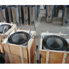 Zone chaude de molybdène au tungstène pour la culture du saphir