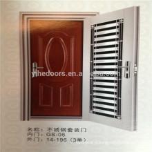 porta de aço inoxidável de alta qualidade do estilo novo com preço competitivo