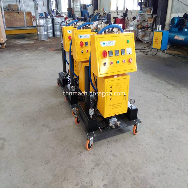 spray foam rig for sale